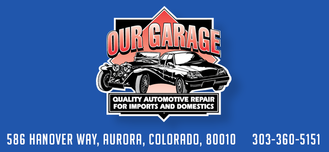 Our Garage Aurora Auto Repair